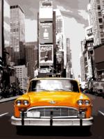 GX 8241 Нью-Йоркское такси