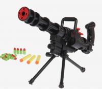 Автомат «Миниган», стреляет мягкими пулями 2864390