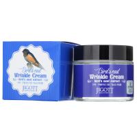 Jigott. Wrinkle Cream Bird's Nest - Антивозрастной крем с экстрактом ласточкиного гнезда (70мл)