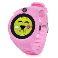 Детские часы с GPS Wonlex GW600 (Q360) (розовые)