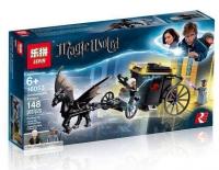Конструктор. Гарри Поттер (Harry Potter) (148дет) 11008 / 16053 Побег Гриндевальда