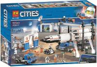 Конструктор. City (1097дет) 11388