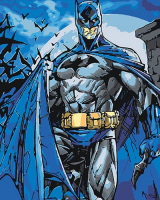 KA 00013 Бэтмен из комиксов