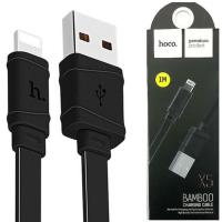 Кабель Hoco X5 USB 2.4A (Lighting) 1м