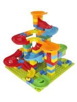 Конструктор - горки. Variable Track Building Blocks (174дет) 064