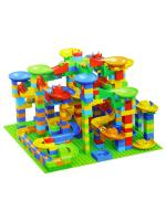 Конструктор - горки. Variable Track Building Blocks (514дет) 066