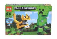 Конструктор. Майнкрафт (Minecraft) (193+дет) 3D 152