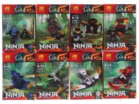 Конструктор. Ninja (21+дет) 31030