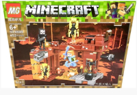 Конструктор. Майнкрафт (Minecraft) (452дет) 68006