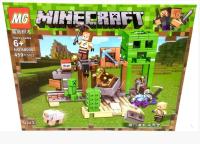 Конструктор. Майнкрафт (Minecraft) (459дет) 68005