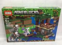 Конструктор. Майнкрафт (Minecraft) (465дет) 5127