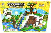 Конструктор. Майнкрафт (Minecraft) (941дет) LXA 312