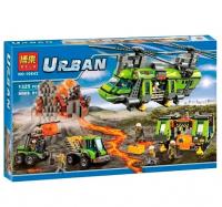 Конструктор. Urban (1325дет) 10642 Спасательная операция