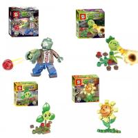 Конструктор. Зомби против растений (Plants vs Zombies) SY 1086