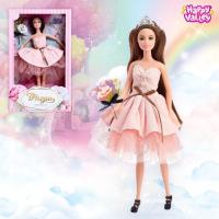 Кукла-модель «Флори. Райский сад» с аксессуарами 4361008