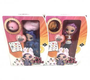 Кукла Pet Dolls с сюрпризом. LK1149