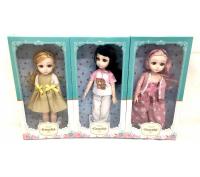 Кукла шарнирная Graceful. 6828-70