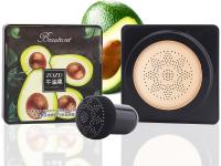 Кушон - тональный ВВ крем крем с экстрактом авокадо Beautecret