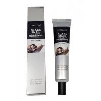 LEBELAGE. Eye Cream Black Snail - Крем для кожи вокруг глаз с муцином черной улитки 40 мл