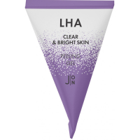 J:ON LHA Clear&Bright Skin Peeling Gel -  Гель-пилинг для лица (треугольник) 5мл