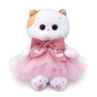 Мягкая игрушка «Кошечка Ли-Ли baby» в юбке с блестками, 20 см 4467456