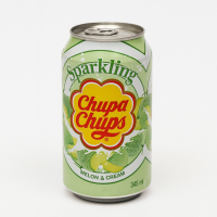 Газированный напиток Chupa Chups «Дыня крем», 345 мл 6385035