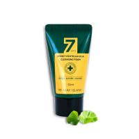 May Island. 7 Days. Secret Centella Cica Cleansing Foam - Очищающая пенка для проблемной кожи с центеллой