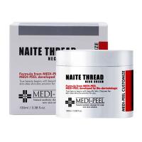 Medi Peel. Naite Thread Neck Cream - Подтягивающий крем для шеи с пептидным комплексом, 100ml