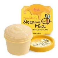 Prreti. Honey & Berry Sleeping Mask - Маска для лица. 100 гр