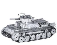 Металлический 3Д пазл T 21110 Танк Chi-Ha