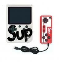 Мини игровая приставка Large screen Mini handheld 400в1 + джойстик