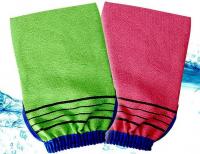 Мочалка перчатка для пилинга - Body Glove Towel