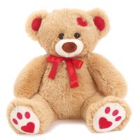Мягкая игрушка «Медведь Кельвин» кофейный, 50 см 5155052
