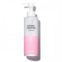 The Saem. Natural Cleansing Oil Mild – гидрофильное масло для мягкого очищения (для нормальной и комбинированной кожи)