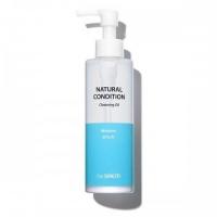 The Saem. Natural Cleansing Oil Moisture – увлажняющее гидрофильное масло (для сухой и нормальной кожи)