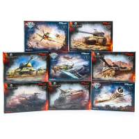 """Пазлы 120 """"World of Tanks"""" (Wargaming) 75165"""