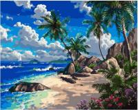 PK 72003 (GX36504) Тропический пляж