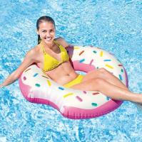 Круг для плавания «Пончик» (107х99см).  56265 NP INTEX