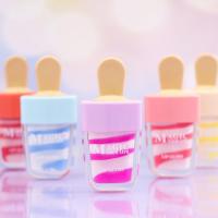 Блеск для губ «Пломбир», микс цветов и ароматов 7060992