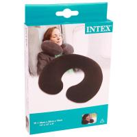 Подушка надувная для шеи Travel, 36 х 30 х 10 см, 68675 INTEX. 589430