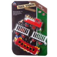 Железная дорога с вагонами RAIL TRAIN 08023
