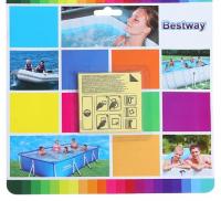 Ремонтный набор, водостойкий, 10 шт., 62091 Bestway 1229019