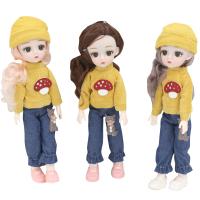 Кукла шарнирная RS15