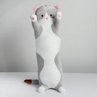 Кот. Мягкая игрушка. Длинная (стоит) - 75см