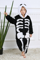Кигуруми. Скелет. 110см