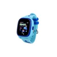 Детские часы с GPS Wonlex GW400s (голубые)