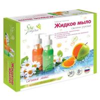 """Жидкое мыло своими руками """"Сочный микс"""" С0304"""