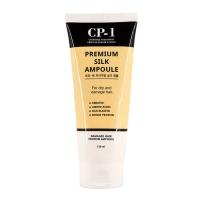 Esthetic house CP-1. Premium silk ampole - Несмываемая сыворотка для волос с протеинами шелка 150 ml
