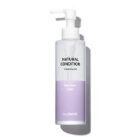 The Saem. Natural Condition Cleansing Oil Deep Clean – гидрофильное масло для глубокого очищения (для жирной кожи)