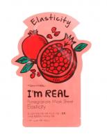 Tony Moly. I'm Real Mask Sheet Pomegranate - Тканевая маска с Гранатом